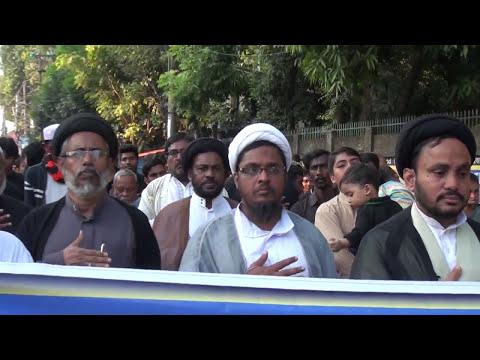 Bangladesh Azadari 21th Safar (Chelum) 2016 03... Khulna. Bangladesh