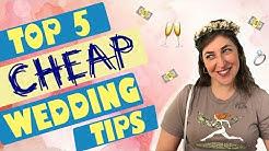 Top 5 Wedding Planning Tips To Save Money & Sanity    Mayim Bialik
