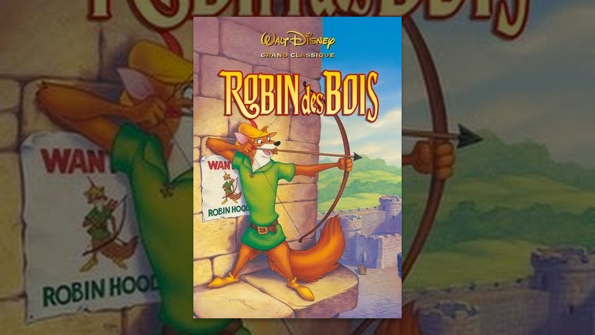 Robin des Bois (VF)  YouTube ~ Robin Des Bois Junior