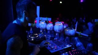 krankbrother Halloween 2013 - Pan-Pot, Ellen Allien, Troy Pierce and Ivan Smagghe