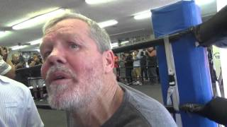 FREDDIE ROACH GOES IN ON MAYWEATHER IV STORY - EsNews Boxing
