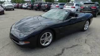 2003 Chevrolet Corvette Convertible for sale in the Providence RI area.