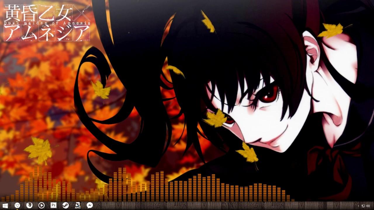 Tasogare Otome X Amnesia Video Wallpaper Mk01 By Akiba Illusion Youtube