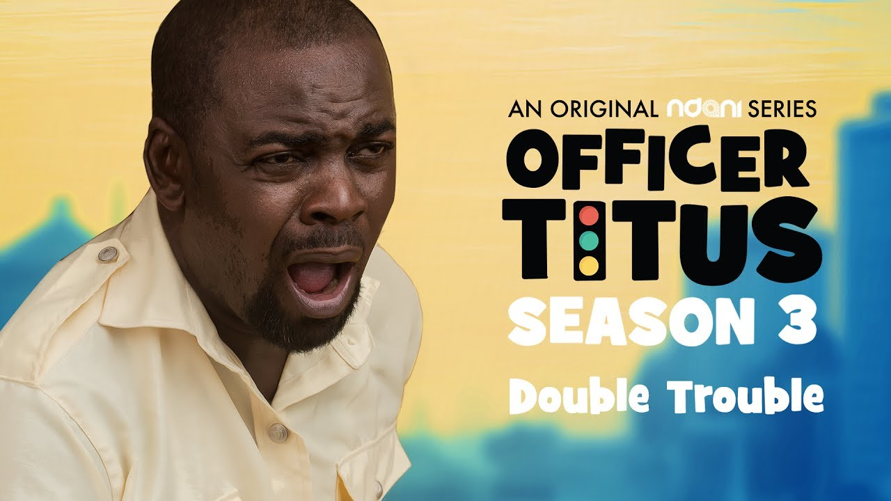 Officer Titus S3E2 : Oga Titus Gets Double The Trouble On This Hilarious Episode