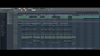 No Guidance - Chris Brown Ft. Drake (FL Studio Channel)