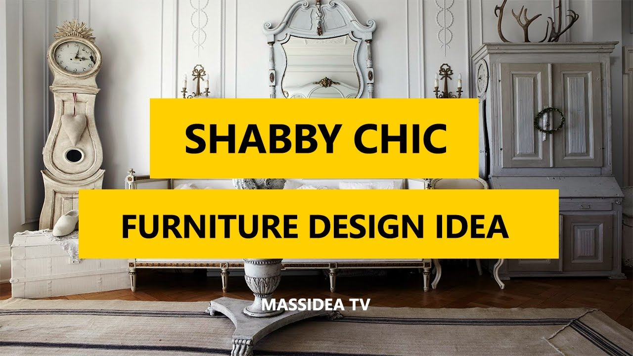 Yellow shabby chic furniture - 55 Cool Shabby Chic Furniture Design And Decor Ideas 2017