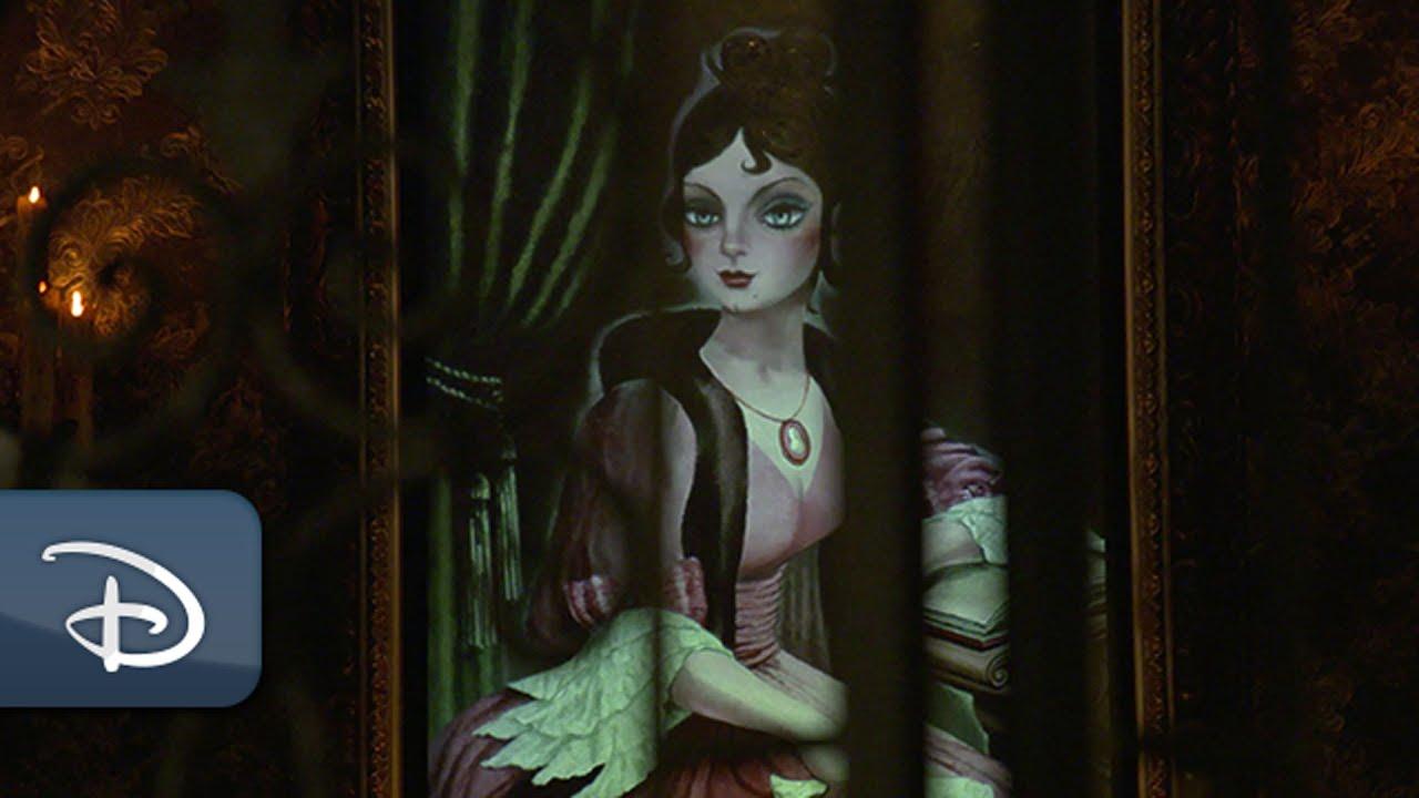 Behind The Scenes Look - New Haunted Mansion Updates | Disneyland Resort