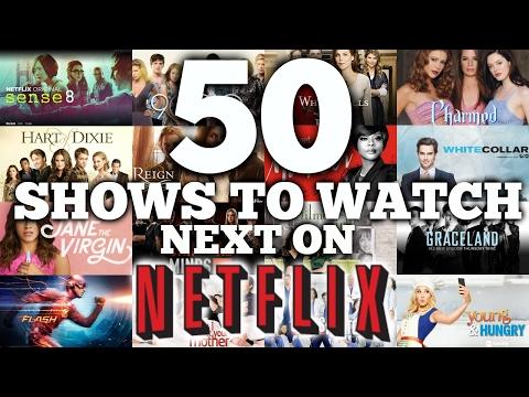 50 s to Watch Next on Netflix!!