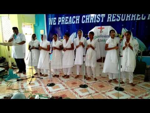 Naa sthuthula paina nivasinchuvada song by Krupa gospel team
