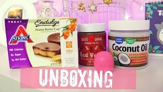 eVitamins Unboxing! Vegan, Paraben Free, Cruelty Free Προϊόντα.