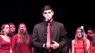 Rhythm Method - Binghamton Parents Weekend Acappella Concert 2015