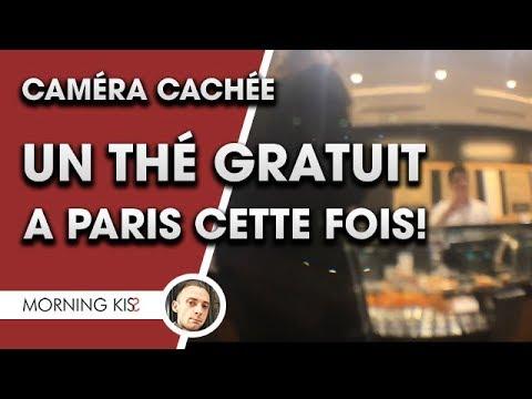 Caméra cachée : Encore un thé gratuit - à Paris cette fois! | Séduction au quotidiende YouTube · Durée:  7 minutes 39 secondes