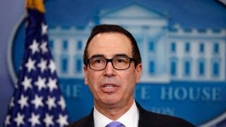 Steven Mnuchin: 90% of workers will see take-home pay increase