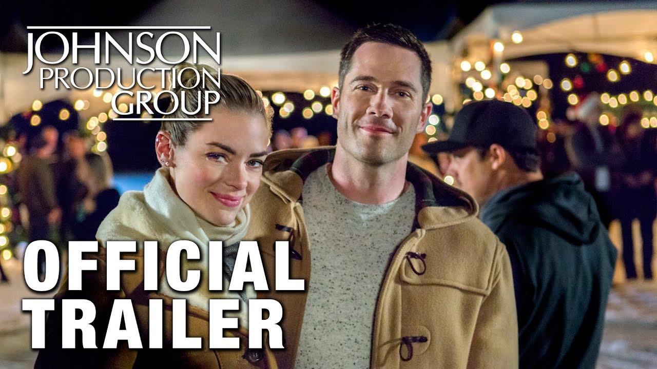 The Mistletoe Promise - Official Trailer - YouTube