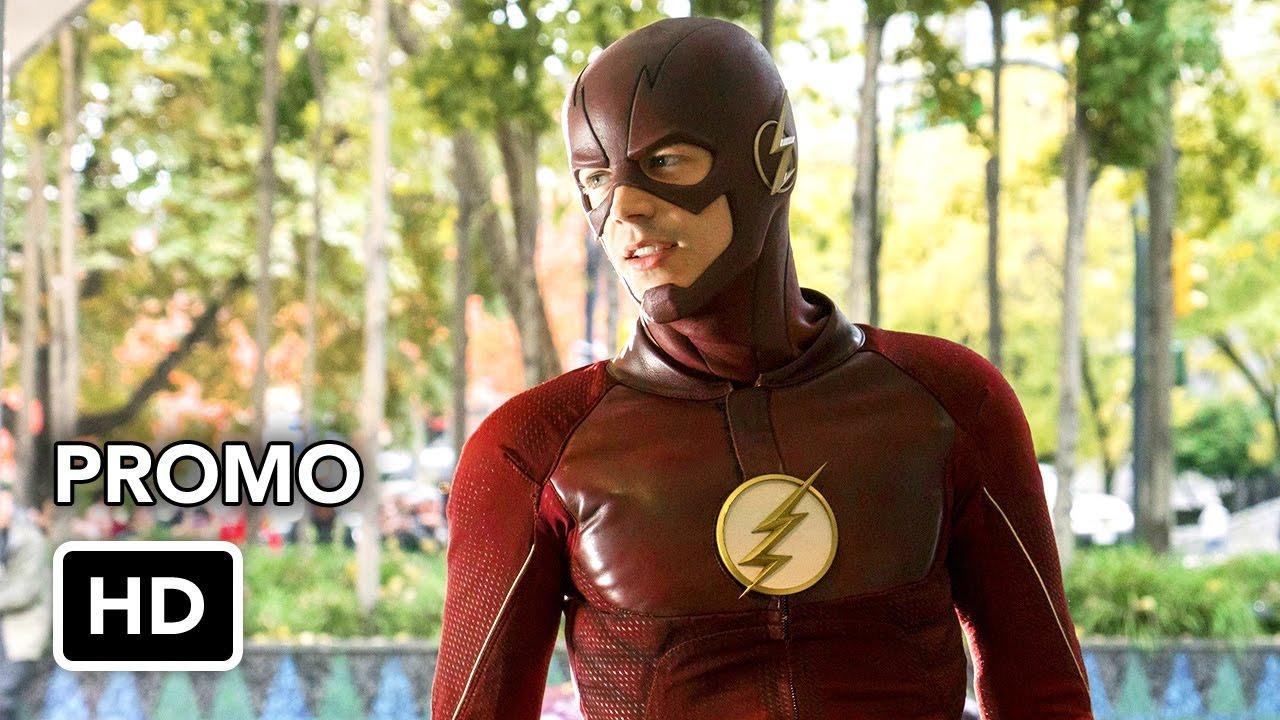 """Download The Flash 3x09 Promo """"The Present"""" (HD) Season 3 Episode 9 Promo Mid-Season Finale"""