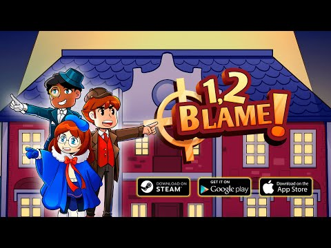 1, 2 BLAME! - Encuentra pistas   Descubre al Asesino    Equípate objetos - Trailer