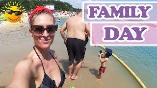 FAMILEN VLOG  Tag am See mit der Familie