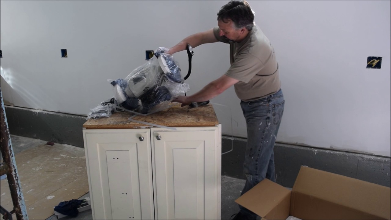 New Rikon Slow Speed 1 Hp Bench Grinder Unboxing Youtube
