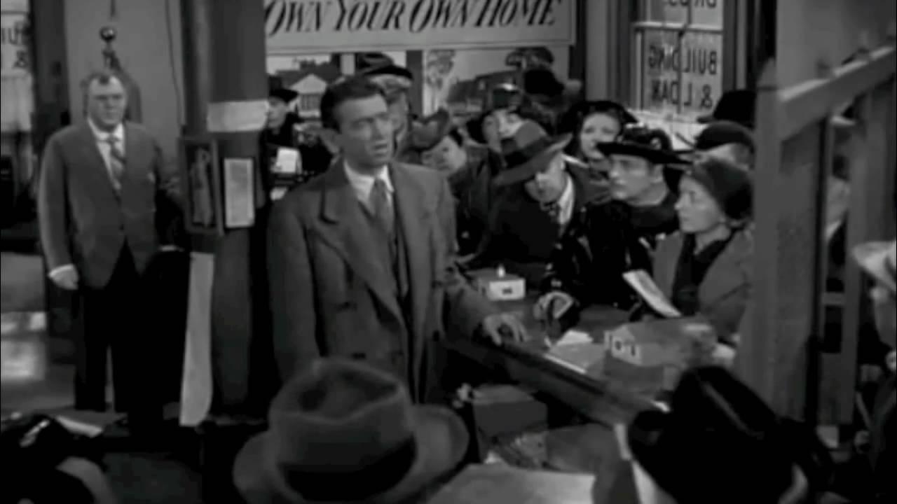 George Bailey Banker