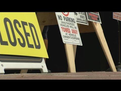 Legal dispute closes Cape Harbour parking garage