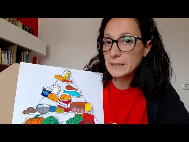 Dieta mediterranea - Le Nuvole Scienza #comunicarescienza #giocaconlenuvole #alimentazione