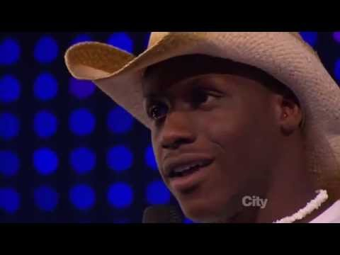 Milton Patton - America's Got Talent 2013 Season 8 Auditions