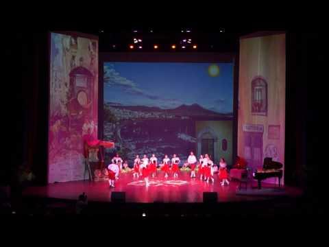 Napoli Bournonville Ballet Intemedio Avanzado