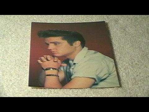 ELVIS PRESLEY POSTCARDS