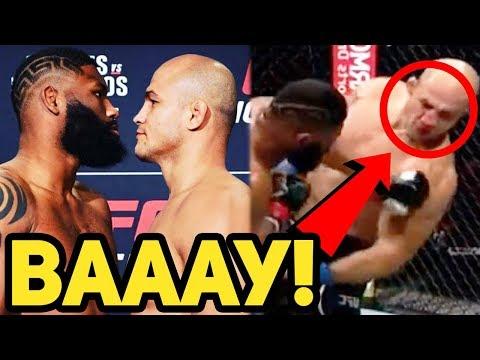 ДИКИЙ ИВЕНТ! ОБЗОР UFC on ESPN+24 ДЖУНИОР ДОС САНТОС vs КЕРТИС БЛЕЙДС