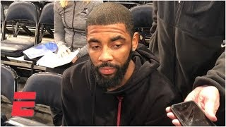 Kyrie Irving on free agency: Ask me July 1st | NBA Sound