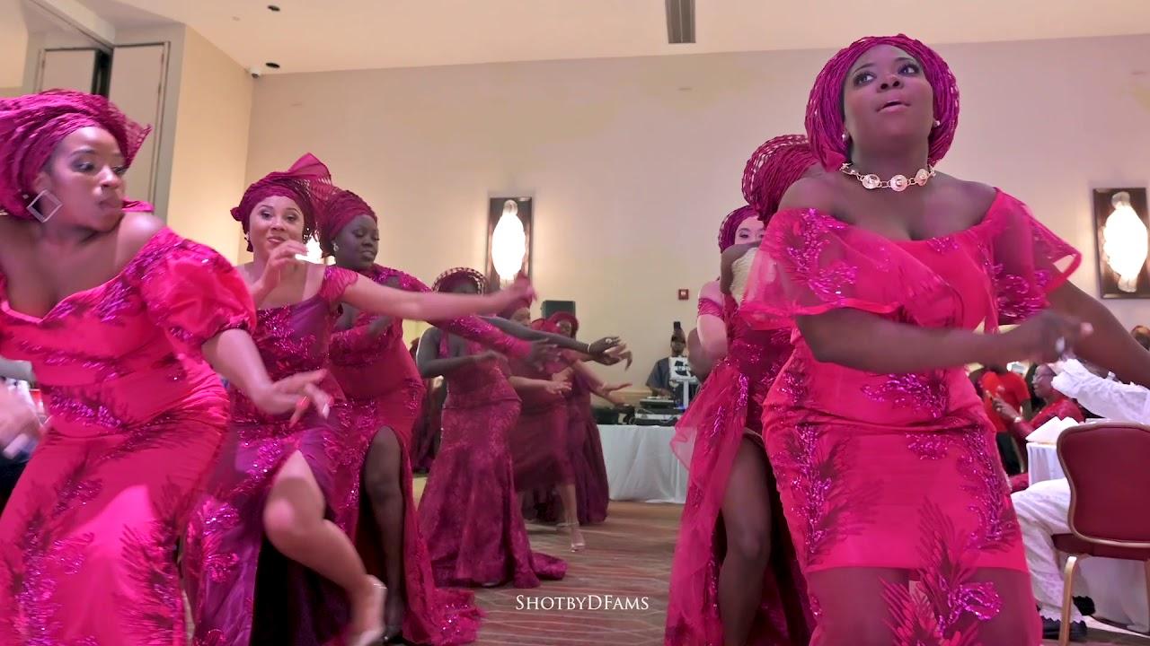 Download Nigerian Bride Entrance Dance at #inlovefosho