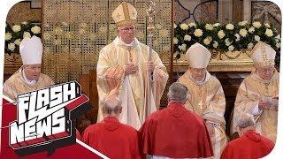 UN befragt Kirche und besoffene Atom-Offiziere! - FLASH NEWS