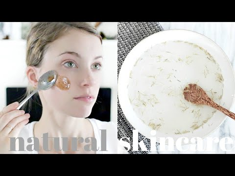 Clear Acne & Scars NATURALLY | 5 Simple Recipes