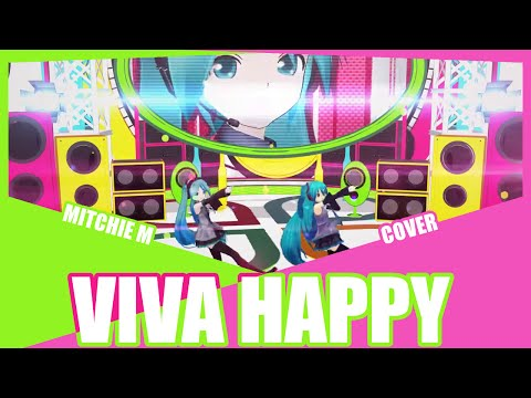 『Viva Happy』ビバハピ Mitchie M English Cover