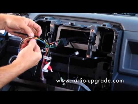 2008 Malibu Stereo Wiring Diagram 2013 Dodge Ram Radio Install Youtube