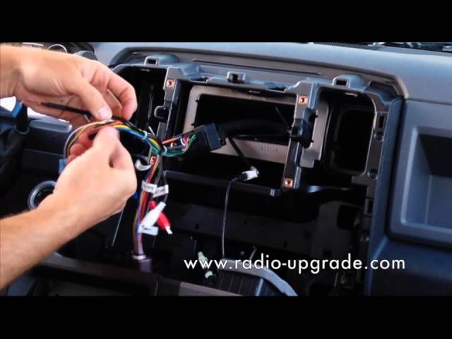 2013 dodge ram radio install - youtube  youtube