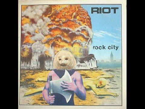 Riot - Rock City (1977) (Full Album)