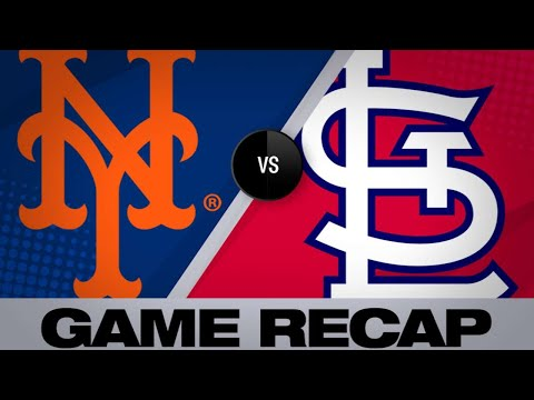 Cano, Ramos help Mets edge Cards, 5-4 - 4/19/19