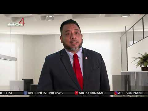 Download Mathoera en Somohardjo op werkbezoek naar Frans-Guyana - ABC Online Nieuws