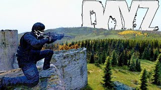 DayZ Veteran plays DayZ 1.0 and kills Everyone...
