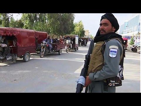 شهر سنگین در افغانستان به تصرف طالبان درآمد