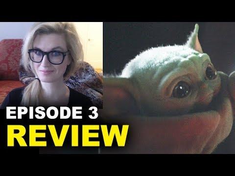 The Mandalorian Episode 3 REVIEW & REACTION