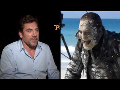 Entrevista a Javier Bardem   Piratas del Caribe: La venganza de Salazar ¡Disfrutala en Cinemark!