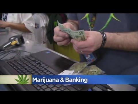 California Looking For Ways To Store, Track Marijuana Cash