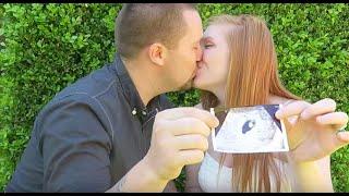 OUR EASTER SURPRISE! - PREGNANCY ANNOUNCEMENT
