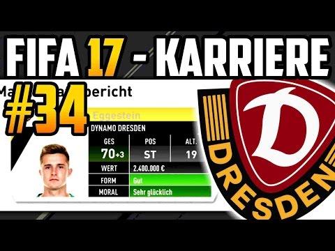 Transferphase vorbereiten - Ein TW muss gehen!! - FIFA 17  Dresden Karriere: Lets Play #34