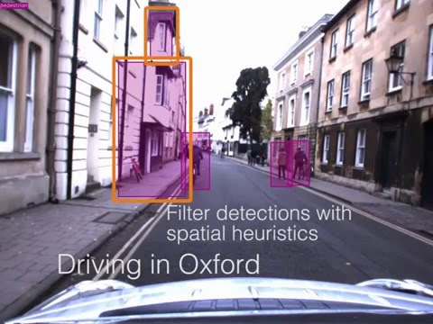 EXPERIENCE BASED CLASSIFICATION IN ROBOT PERCEPTION