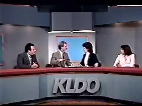 KLDO 6pm News, November 11, 1986