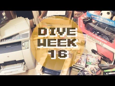 Hastings Dumpster Dive - HOLY HAUL WOW! - Week 16