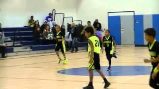 Victorville vs. Victorville NJB 2015 Basketball